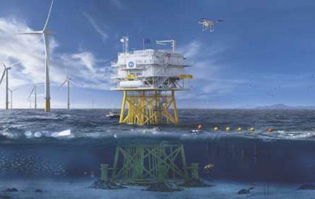 Directeur de Projets Offshore Substation - H / F.