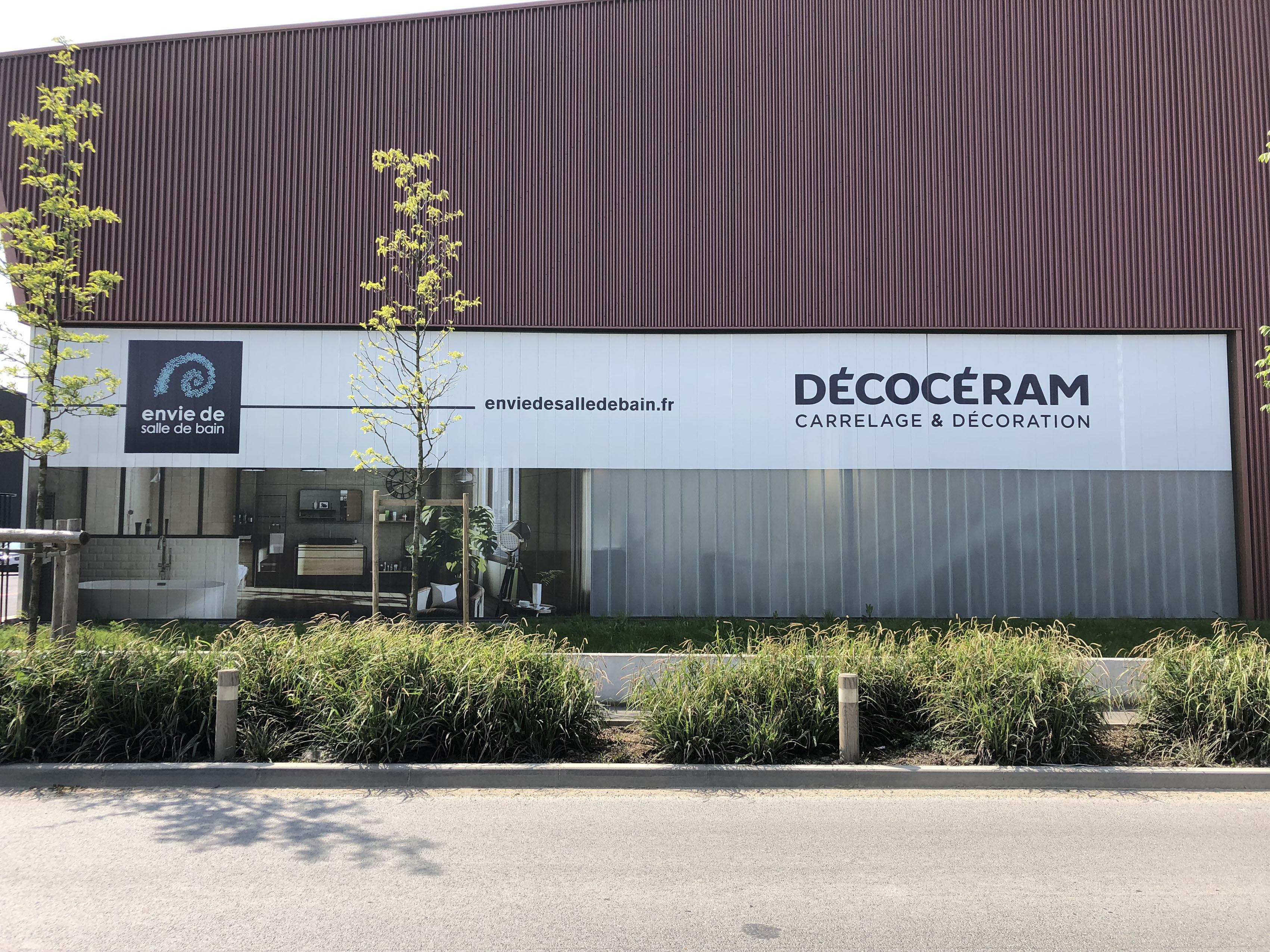 Decoceram Et Envie De Salle De Bain Font Showroom Commun
