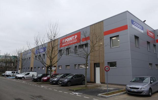 Pointp Matériaux De Construction Inaugure Sa 73e Agence Francilienne