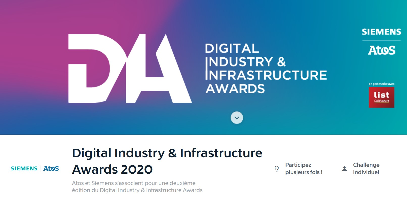 Digital industry and infrastructures awards : les candidatures sont ouvertes