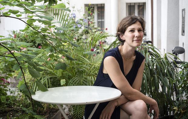 La ville de demain ne peut se construire sur les frayeurs d'aujourd'hui », Anne-Sophie Verriest, paysagiste