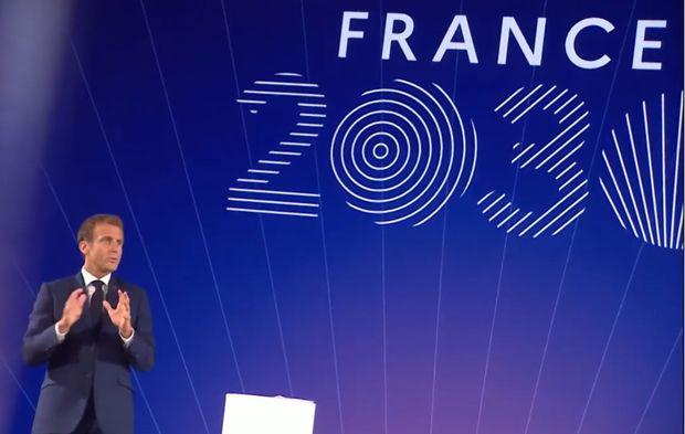 France 2030: les principaux secteurs qui bénéficieront du plan de 30 milliards d'euros