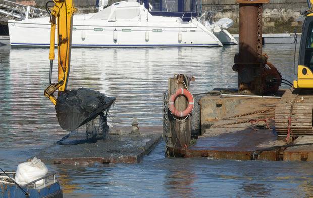 Quand les sédiments portuaires riment avec économie circulaire