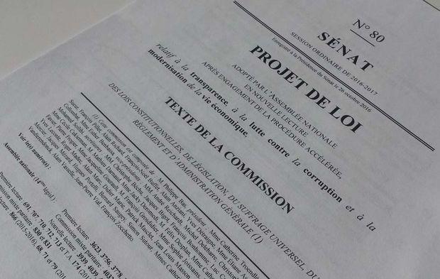 Projet De Loi Sapin 2 Et Marchés Publics La Conceptionréalisation