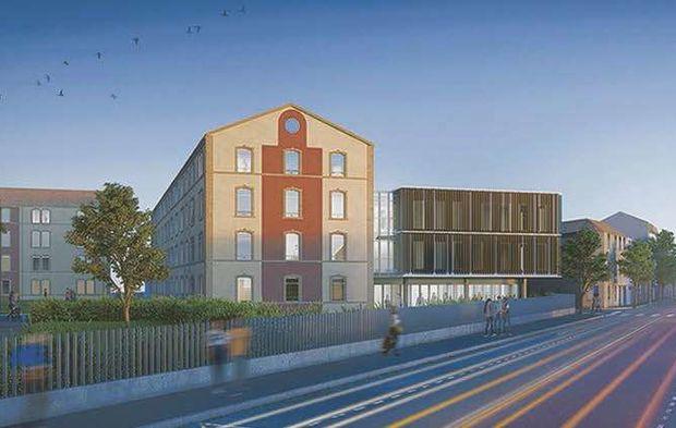 Locaux universitaires   Raynal Architecture