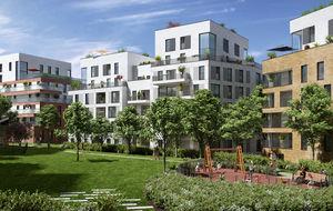 Covivio prévoit cette année d'engager cinq projets de transformation de bureaux en logements, comme ici à Fontenay-sous-Bois (Val-de-Marne).
