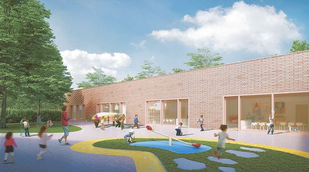 Ecole - Philippe Gibert Architecte