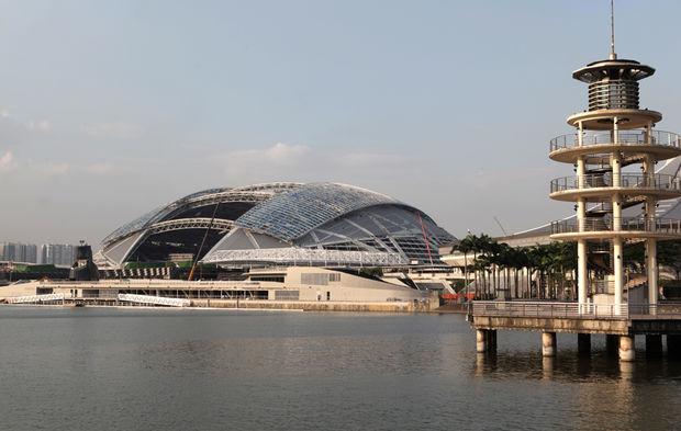 Singapour en prélude aux Jeux Olympiques de la Jeunesse de 2010.