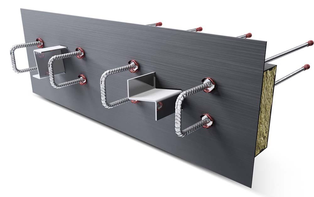 Un Boitier Isolant Structurel Succede Aux Rupteurs De Ponts Thermiques A Barres