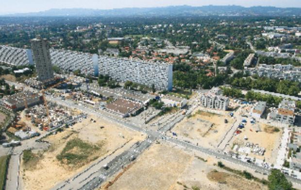 la duchère rénovation urbaine