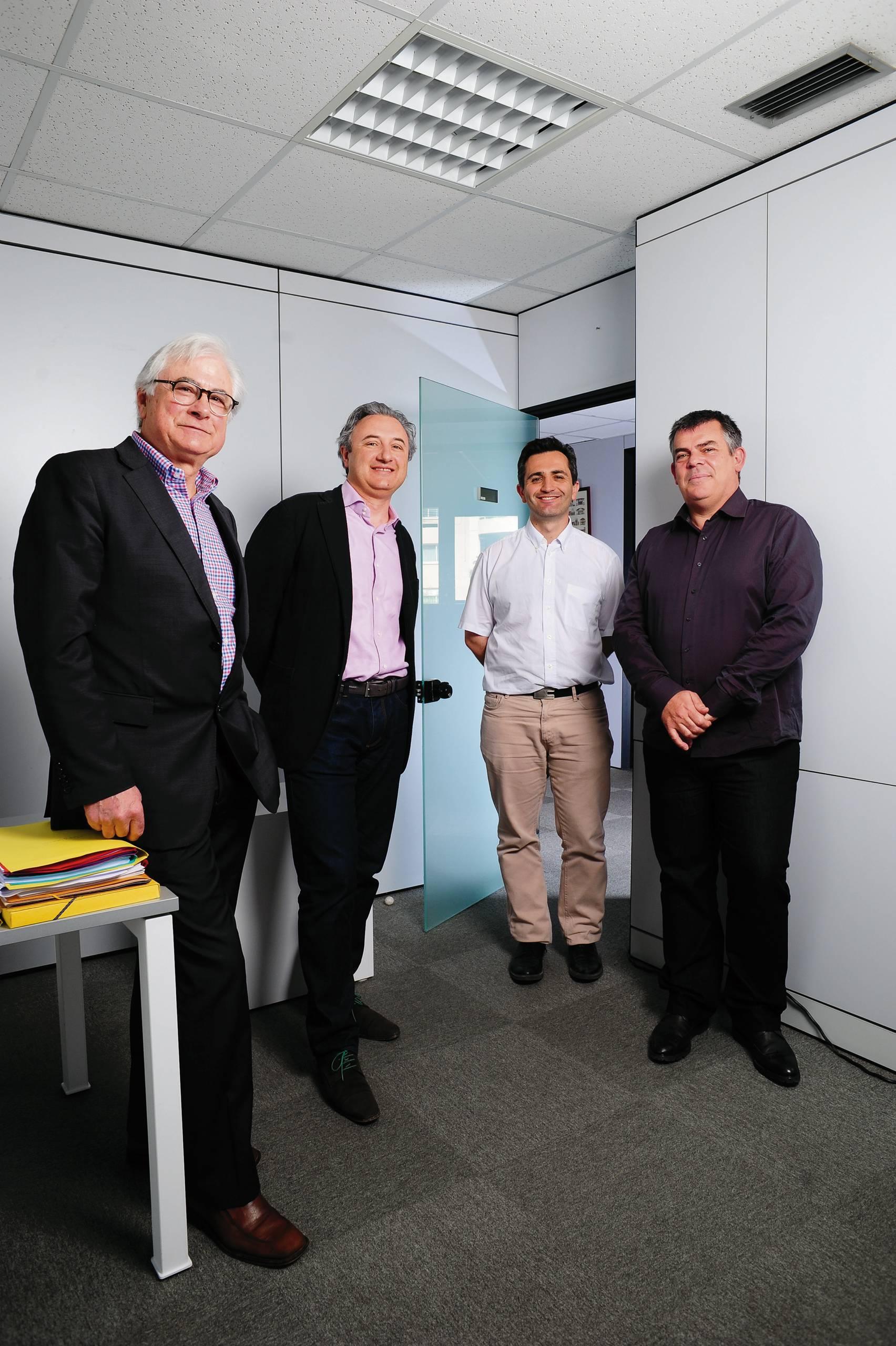 Bureau D Étude Béton Marseille d'anciens cadres de setor font renaître l'ingénierie