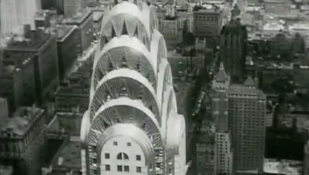 Le Chrysler Building : la modern-star de New York