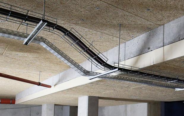 Solutions d isolation en sous face de dalles une large for Loi pope isolation garage