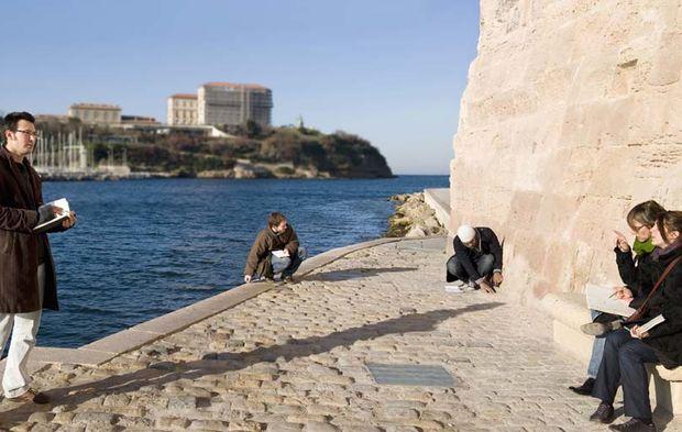 Paysage Menace Sur L Ecole De Marseille