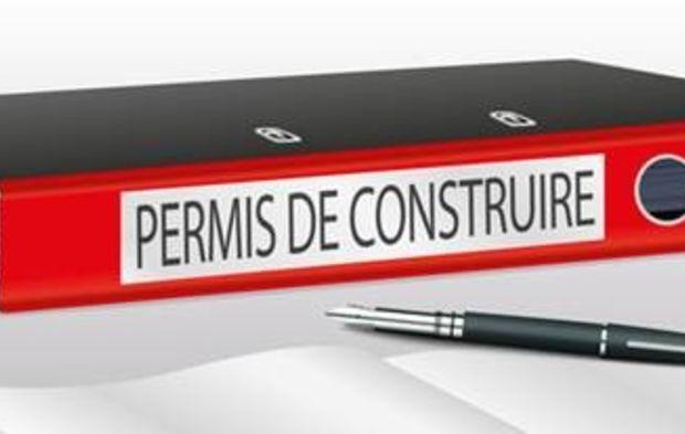 affichage d un permis la hauteur de la construction s. Black Bedroom Furniture Sets. Home Design Ideas