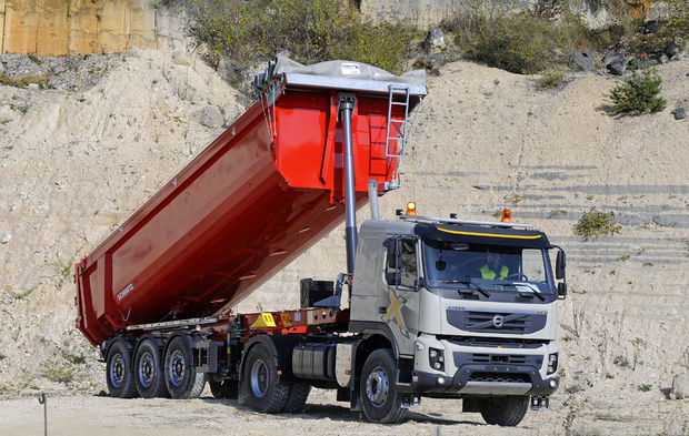 9f4dbe0a4a556 Les poids lourds de 44 t autorisés mais sous des contraintes techniques