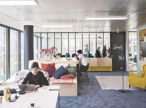 A nouveaux usages nouveaux bureaux