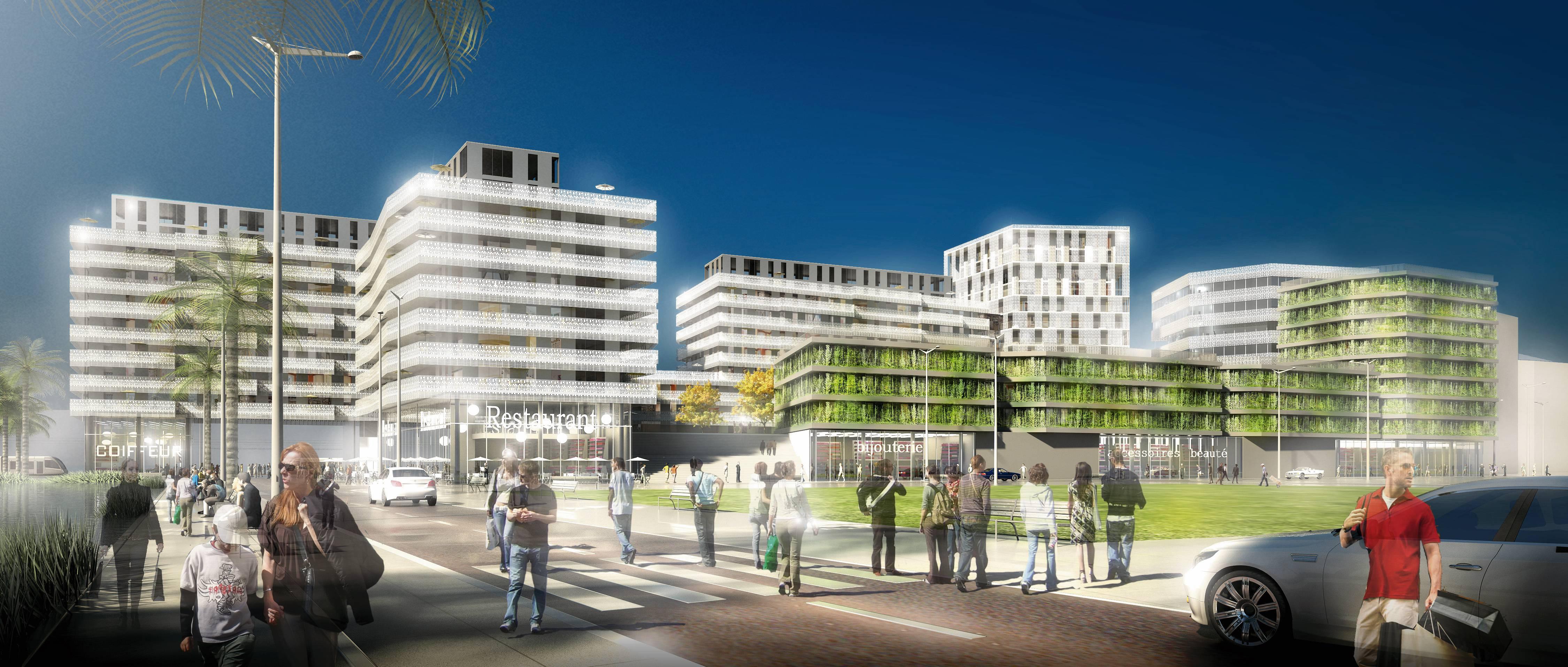 Maitrise D Oeuvre Montpellier montpellier - la maîtrise d'œuvre de l'îlot h confiée à