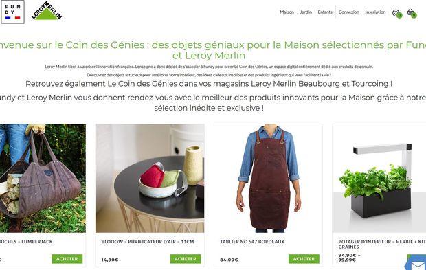 Leroy Merlin Inaugure Une Marketplace Phygitale