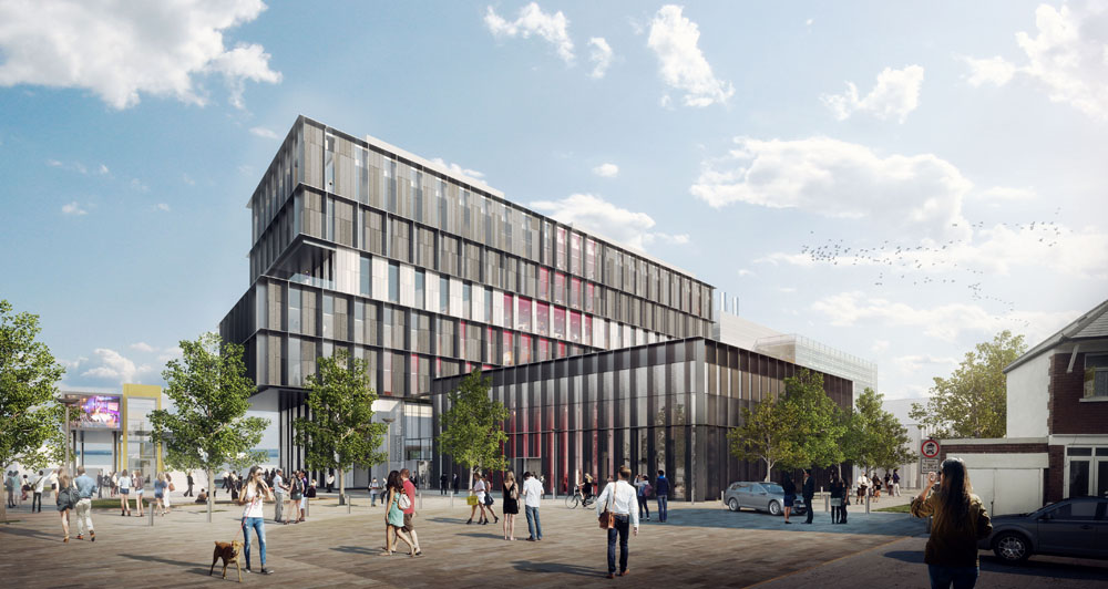 Bouygues UK va construire le Campus de l'Innovation de l'Université de Cardiff