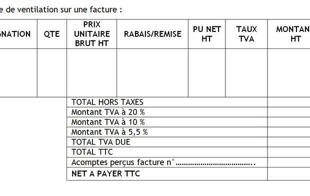 Fiche Pratique Les Taux De Tva Applicables Dans Le Batiment Depuis Le 1er Janvier 2014