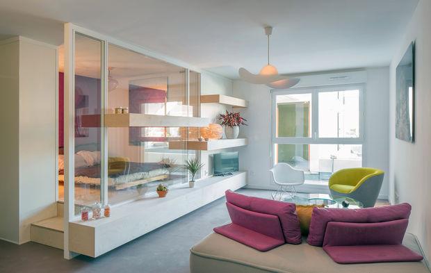 bouygues immobilier se lance dans les logements modulables avec owwi. Black Bedroom Furniture Sets. Home Design Ideas