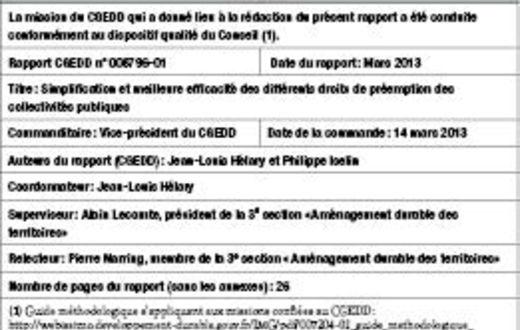 4dd2cbce038 Simplification et meilleure efficacité des différents droits de ...