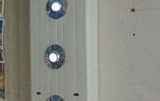 Avec la fibre optique la lumière du jour s invite dans les pièces