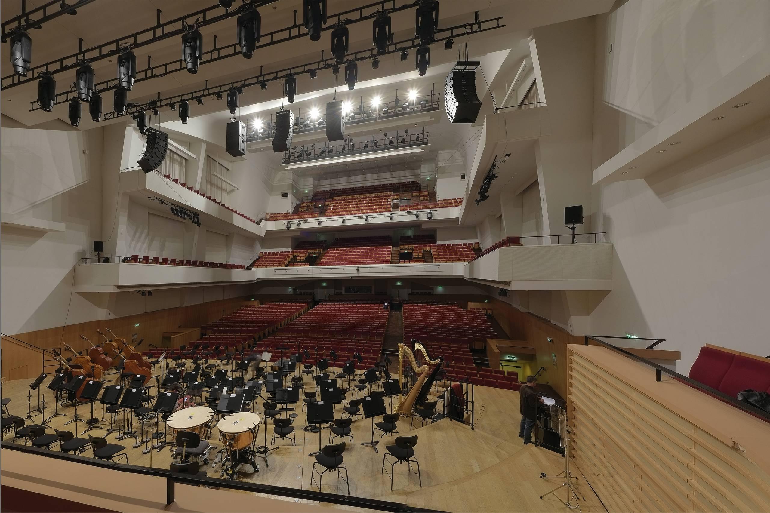 La Salle Pleyel Change De Ton