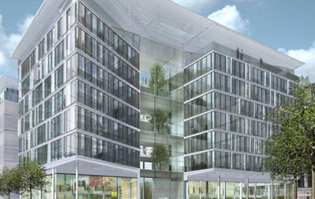 Un immeuble de bureaux à paris signé norman foster