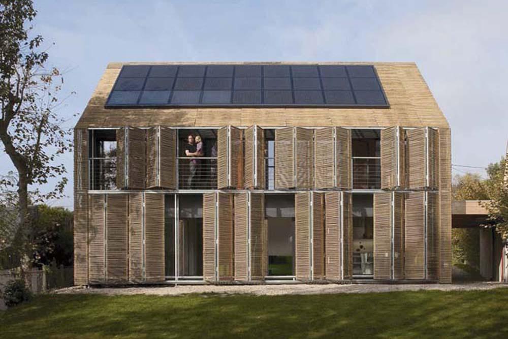 Coûts comparés de 4 maisons à énergie positive