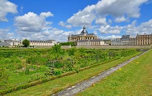 Les randonneurs sont invités à faire étape au potager du roi à Versailles (Yvelines).