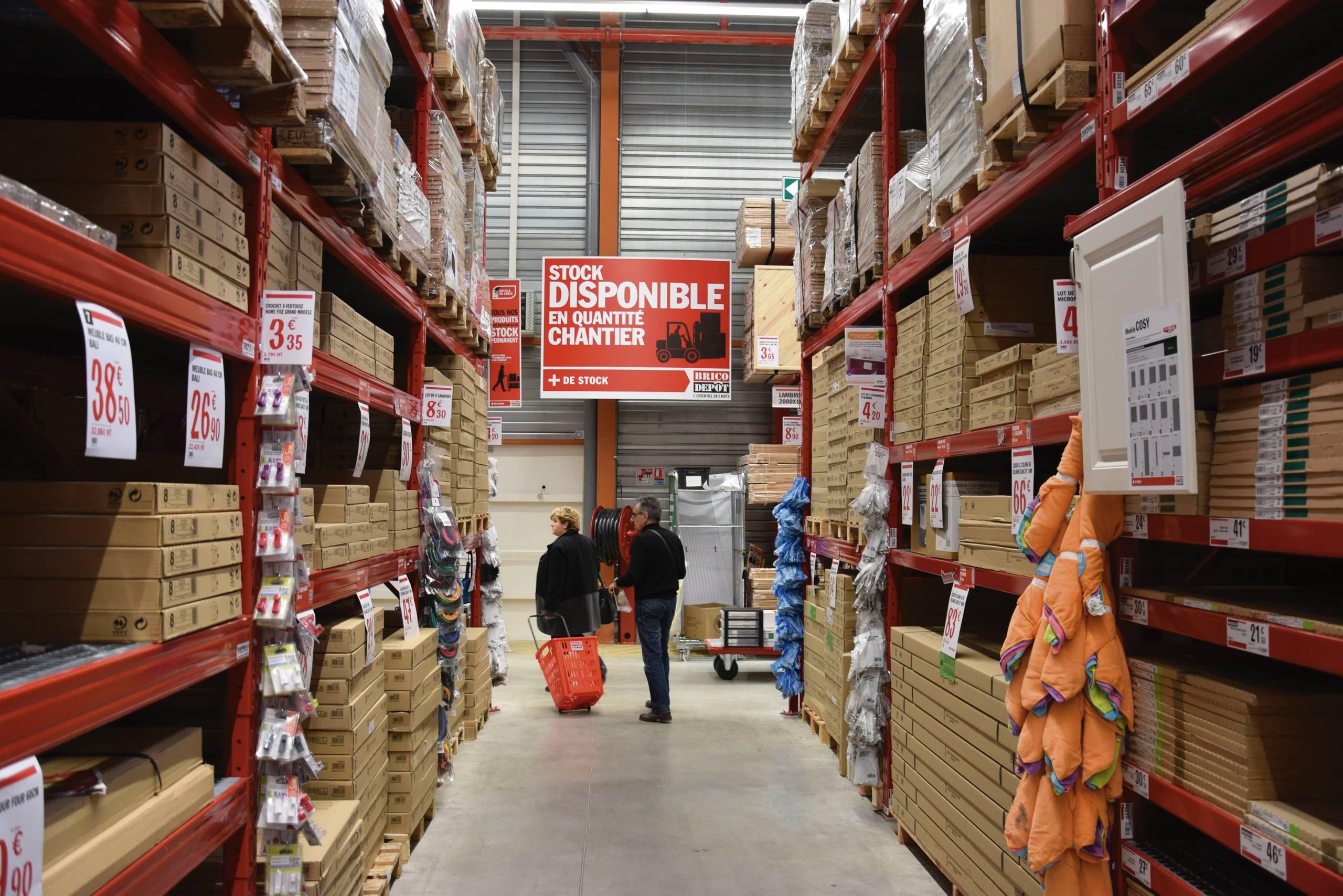 Brico Depot Drague Les Pros