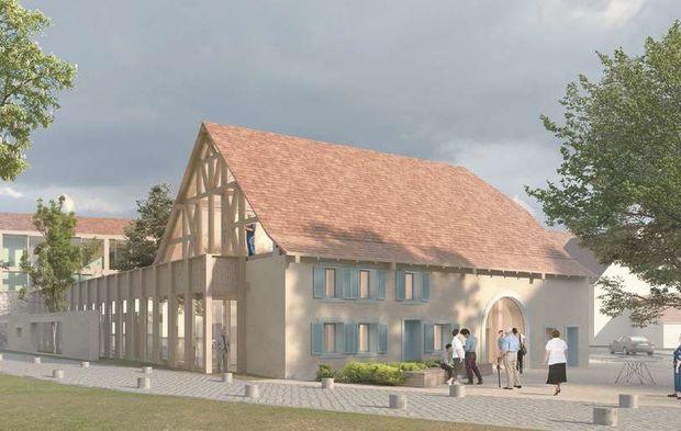 Des Idées Pour Réinventer La Maison Alsacienne