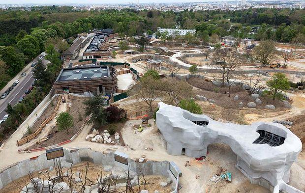 zoo de vincennes