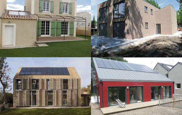 Couts Compares De 4 Maisons A Energie Positive