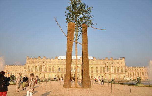 Pinson Paysage Fete Ses 120 Ans A Versailles