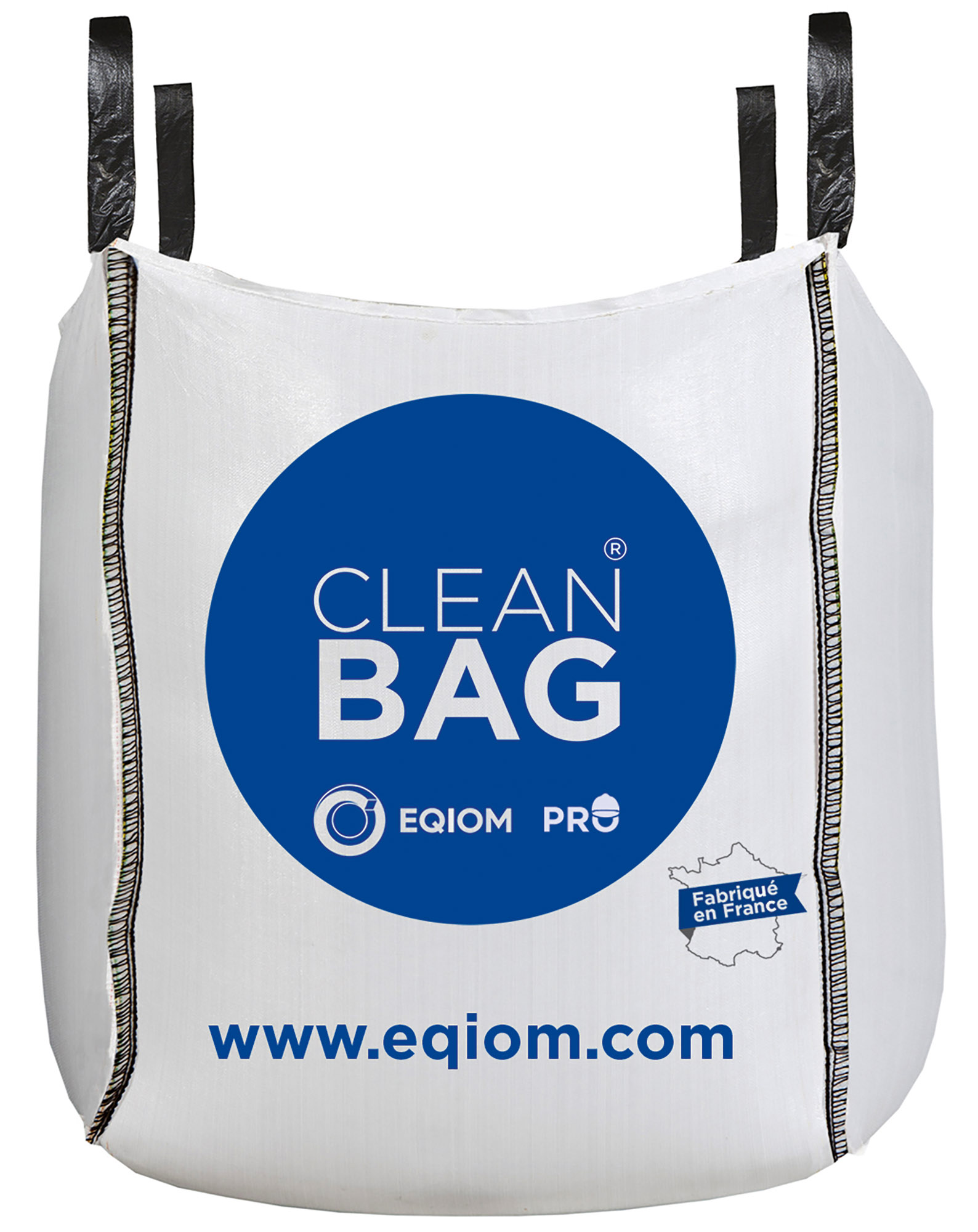 Clean Bag, le granulat en big bag d'Eqiom