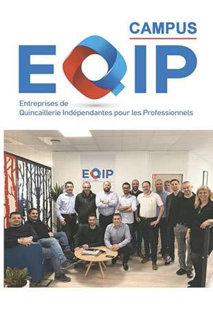 Le Campus Eqip, ou la force du collectif