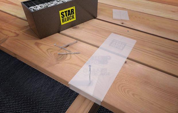 Un Packaging Qui Facilite La Pose Des Lames De Terrasse