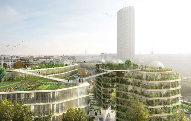 "BNP Paribas Real Estate mise sur les start-up de la ""smart city"""