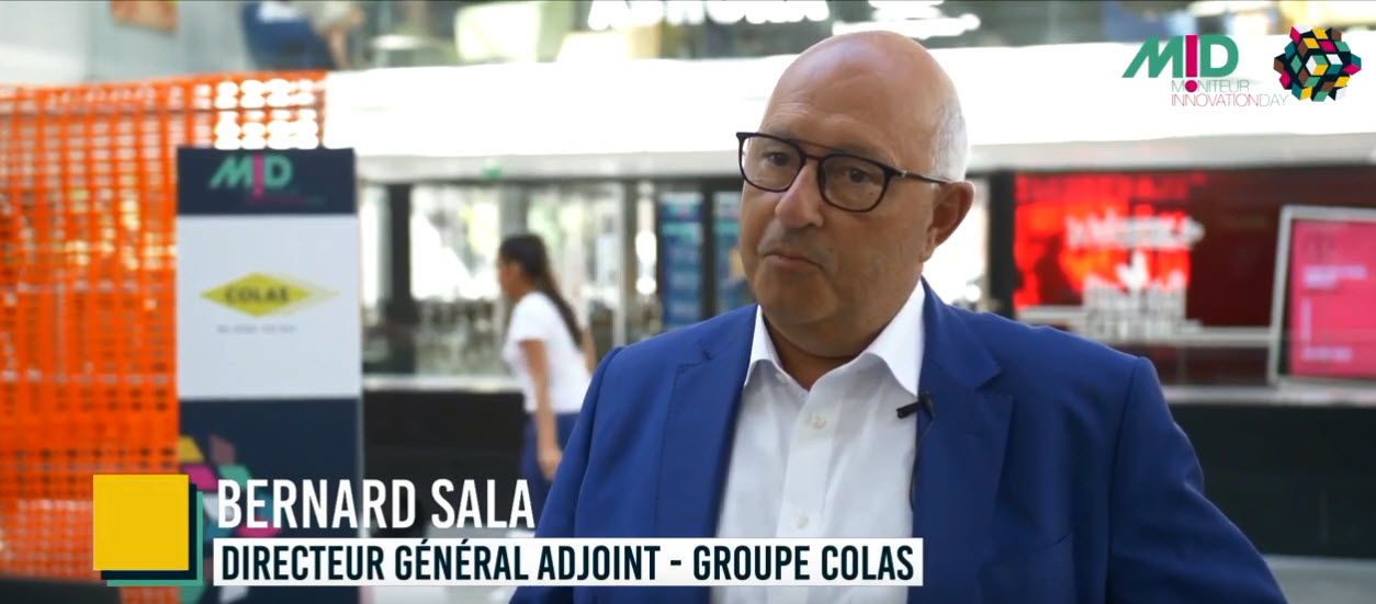 L'innovation selon Colas