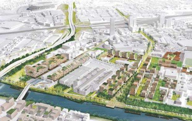 Grand Paris - JO 2024 : la Solidéo respecte ses temps de passage