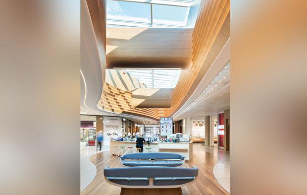 Pres De Nice Le Nouveau Centre Commercial Cap 3000 Se Devoile