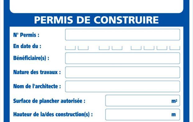 Permis De Construire Et D Amenager Declaration Obligatoire Aupres