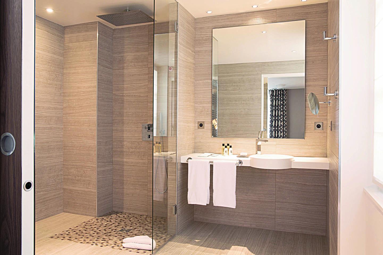 La salle de bain d\'hôtel, bien au-delà de la déco !