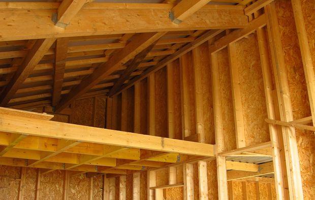 Construction bois les solutions de trois industriels for Formation construction bois