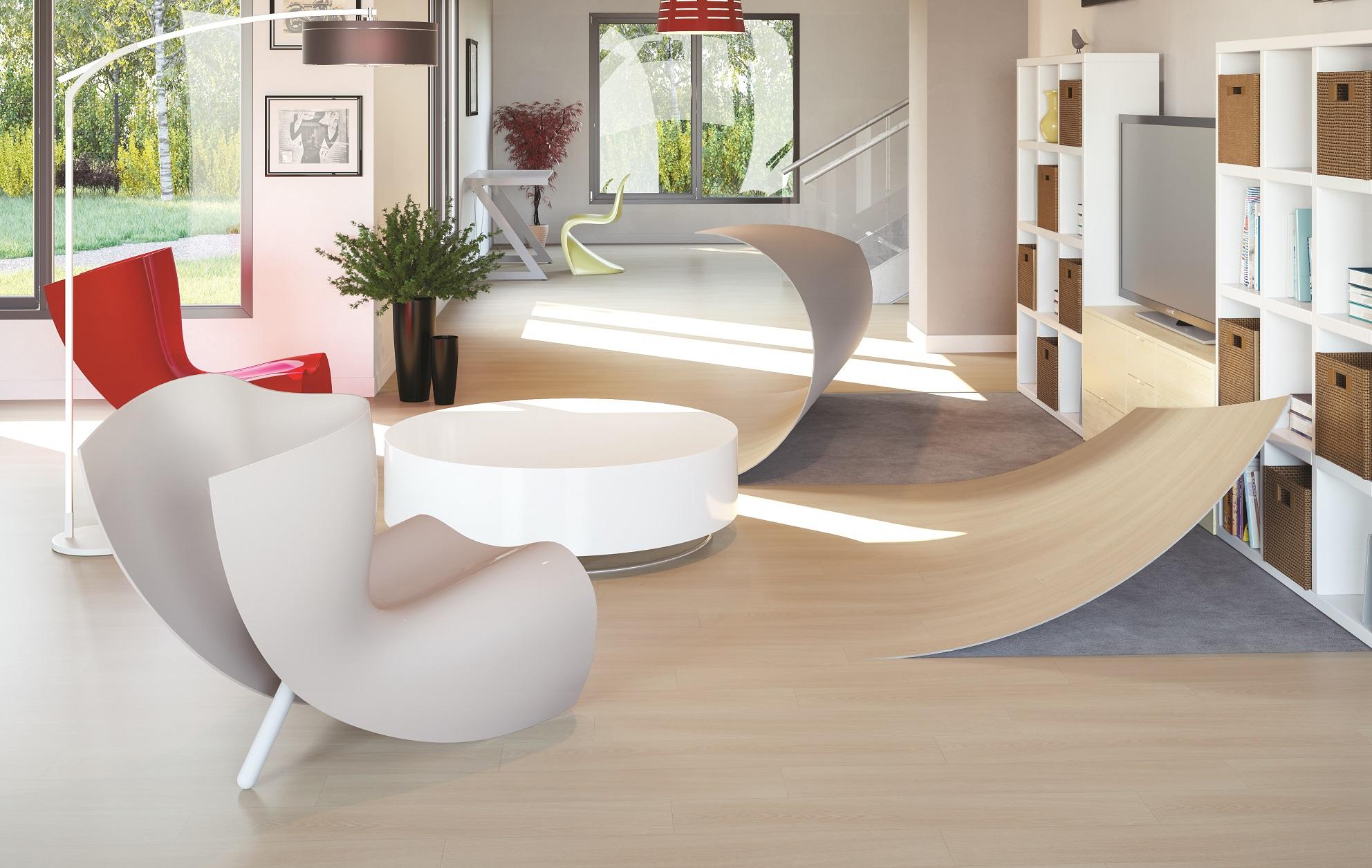 modul up le sol qui se pose sans colle. Black Bedroom Furniture Sets. Home Design Ideas