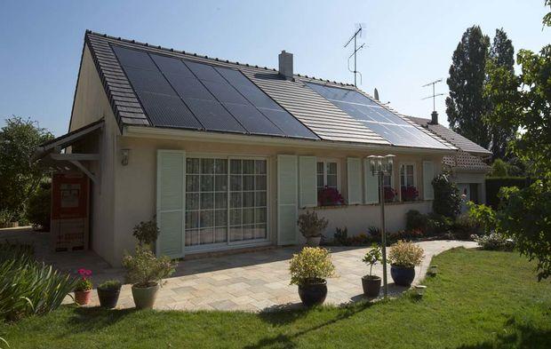 kit photovolta que gse int gration du groupe solution energie. Black Bedroom Furniture Sets. Home Design Ideas