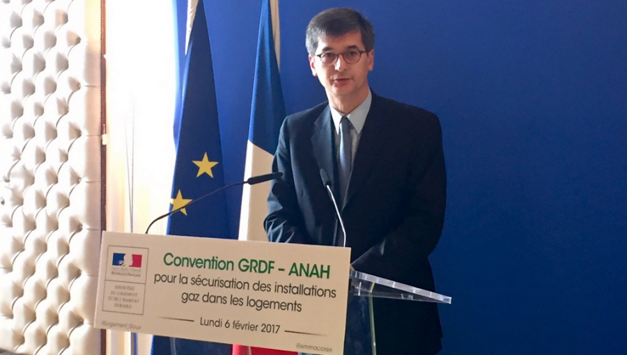 GRDF finance en partie l'Anah